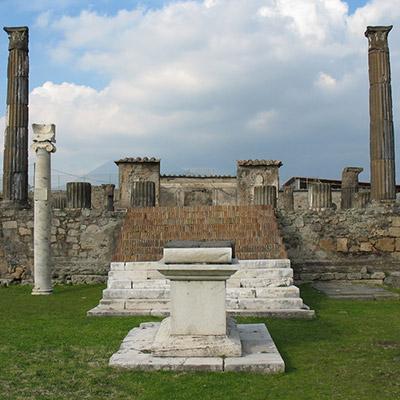 tempio di giove e apollo