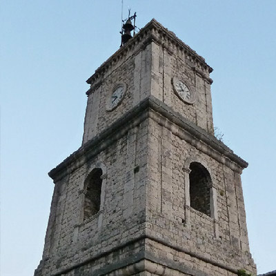 torre orologio capaccio paestum