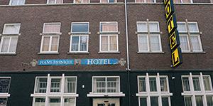 hotel più brutto al mondo ad Amsterdam